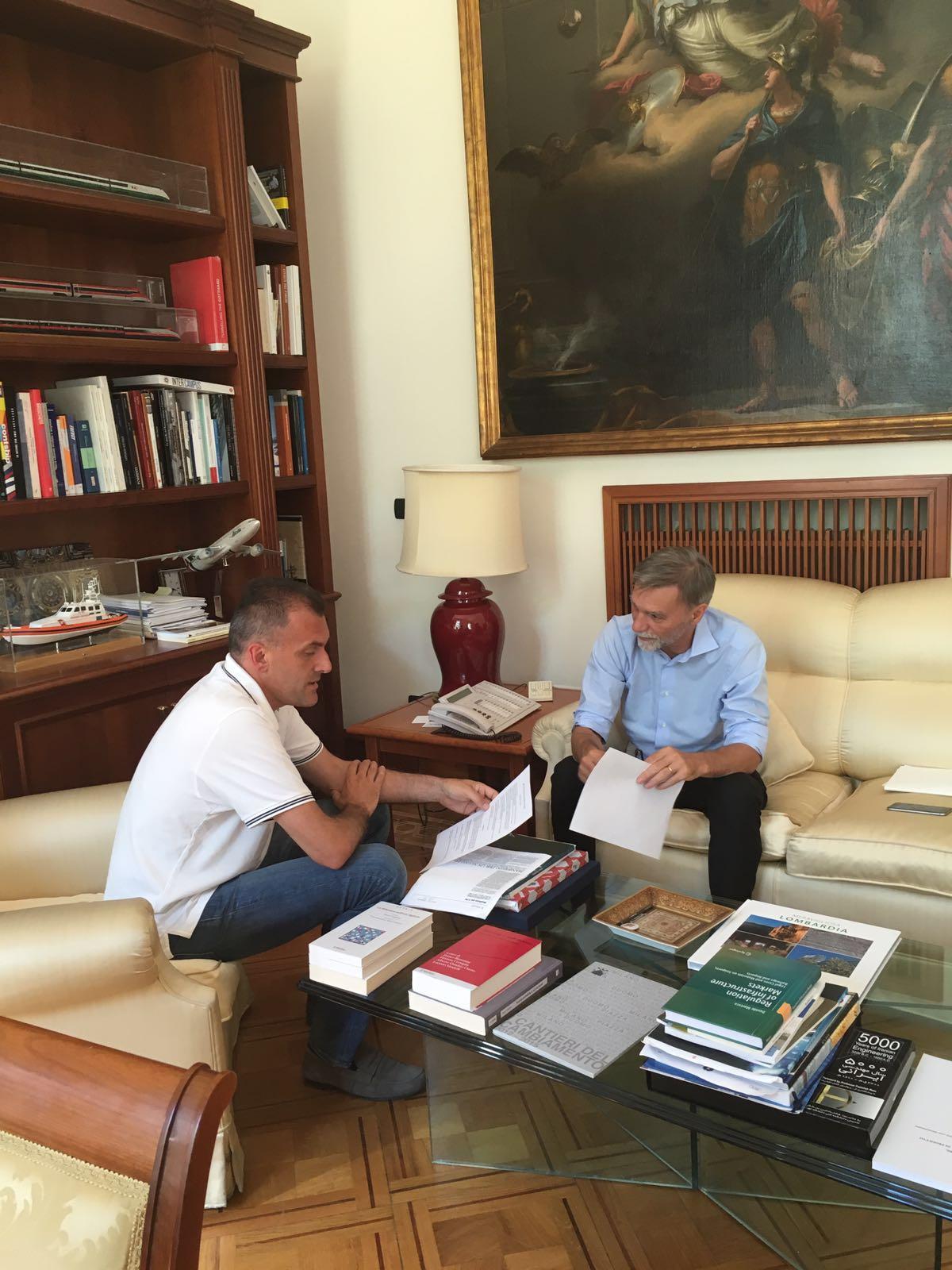 Incontro De Menech-Delrio _ Roma 09.08.2016 (4)
