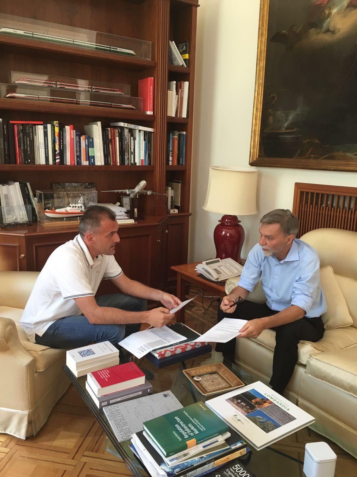 Incontro De Menech-Delrio _ Roma 09.08.2016 (7)